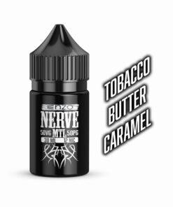 ENZO NERVE Tobacco Butter MTL E-LIQUID