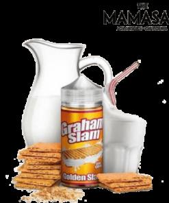 GRAHAM SLAM GOLDEN SLAM E-LIQUID