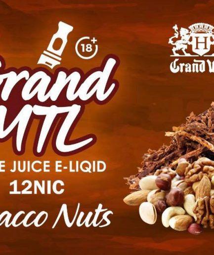 GRAND VAPE TOBACCO NUTS MTL E-LIQUID