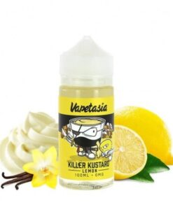 VAPETASIA KILLER KUSTARD LEMON E-LIQUID