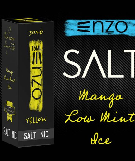 ENZO YELLOW SALT NIC. E-LIQUID