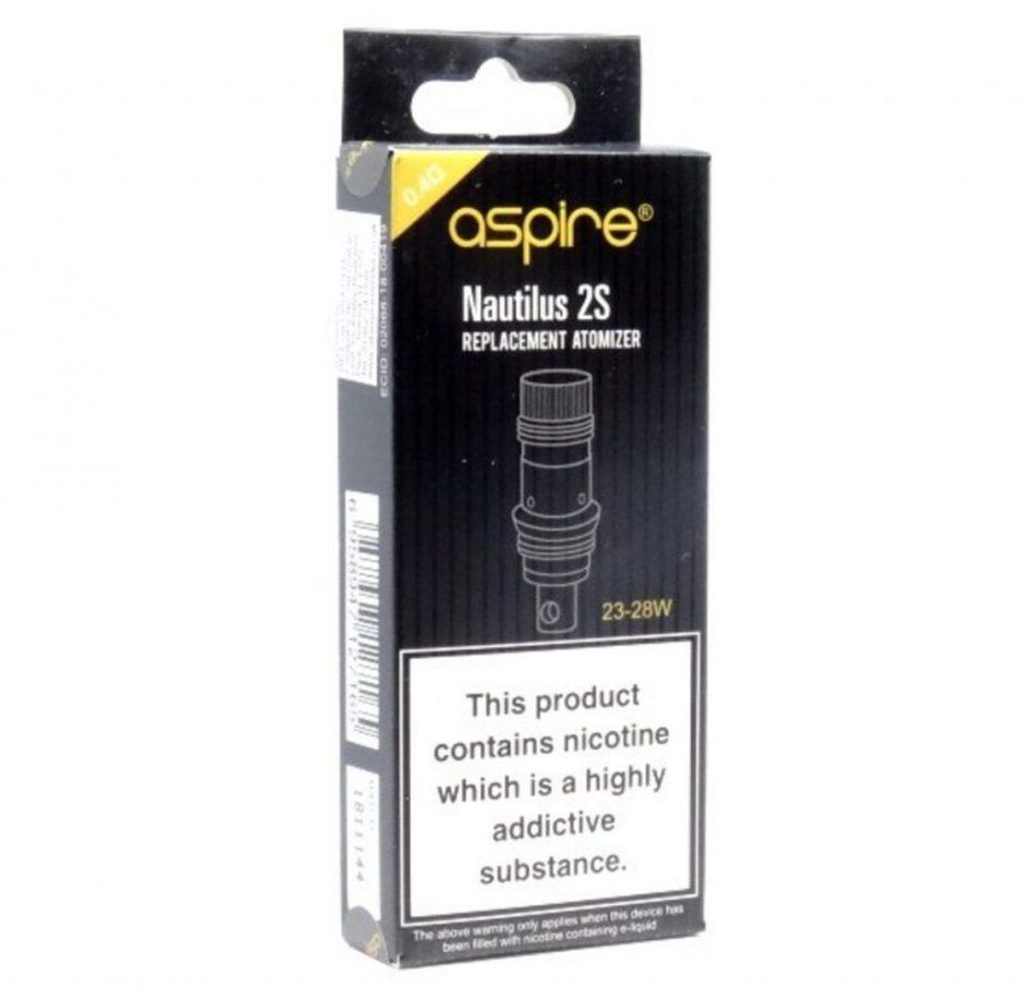 ASPIRE NAUTILUS 2S COILS