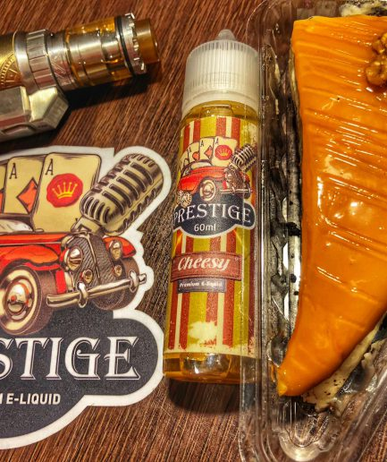 PRESTIGE CHEESY E-LIQUID