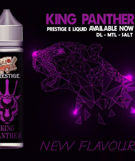 PRESTIGE KING PANTHER SALT NIC. E-LIQUID