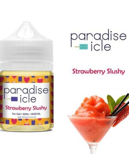 PARADISE ICLE STRAWBERRY SLUSHY NS