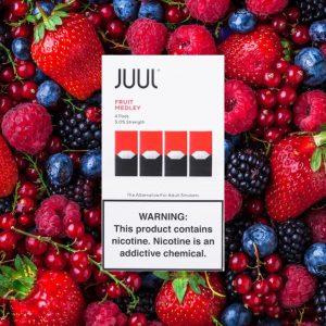 JUUL FRUIT MIX 5.0% REPLACEMENT PODS
