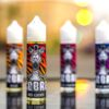 ZEBRA RED COOKIE E-LIQUID