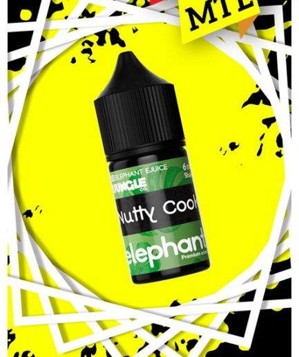 ELEPHANT NUTTY COOKIE MTL E-LIQUID