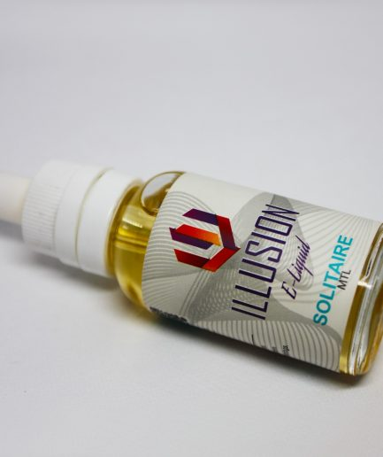 ILLUSION SOLITAIRE MTL E-LIQUID