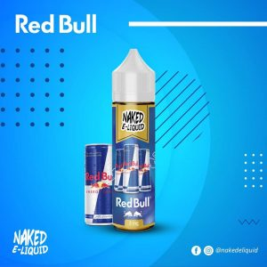NAKED RED BULL E-LIQUID