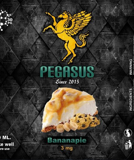 PEGASUS BANANA PIE E-LIQUID