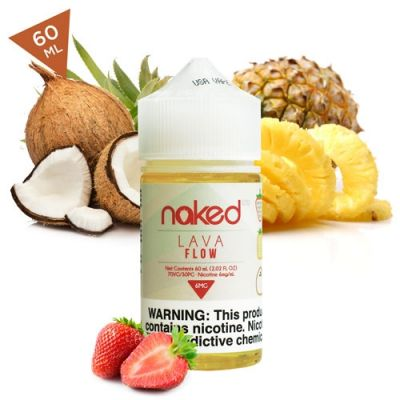 Naked 100 Lava Flow E-Liquid