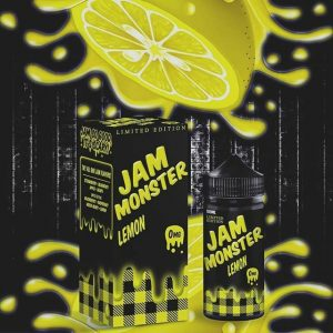 JAM MONSTER LEMON E-LIQUID