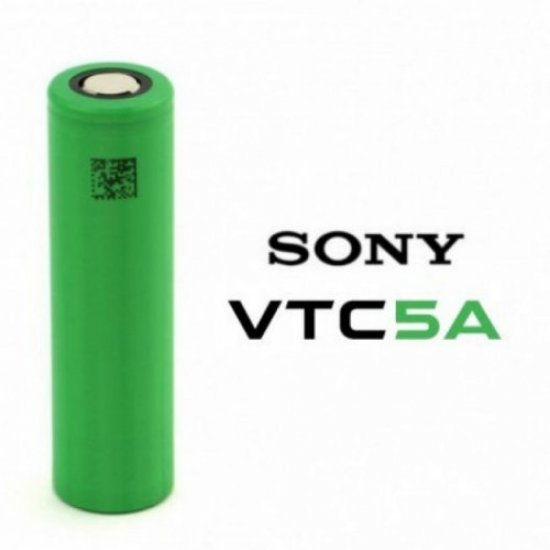 Sony VTC5A 18650 High-drain Battery 35A 2600mAh