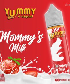 YUMMY MUMMY'S MILK E-LIQUID
